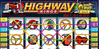 Top4 Highway Kings