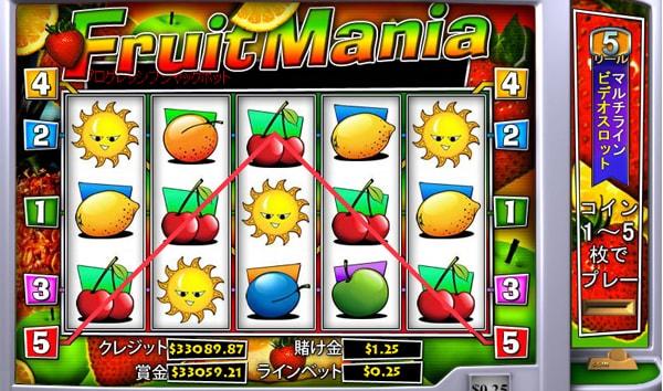 Fruit Mania(フルーツ マニア)